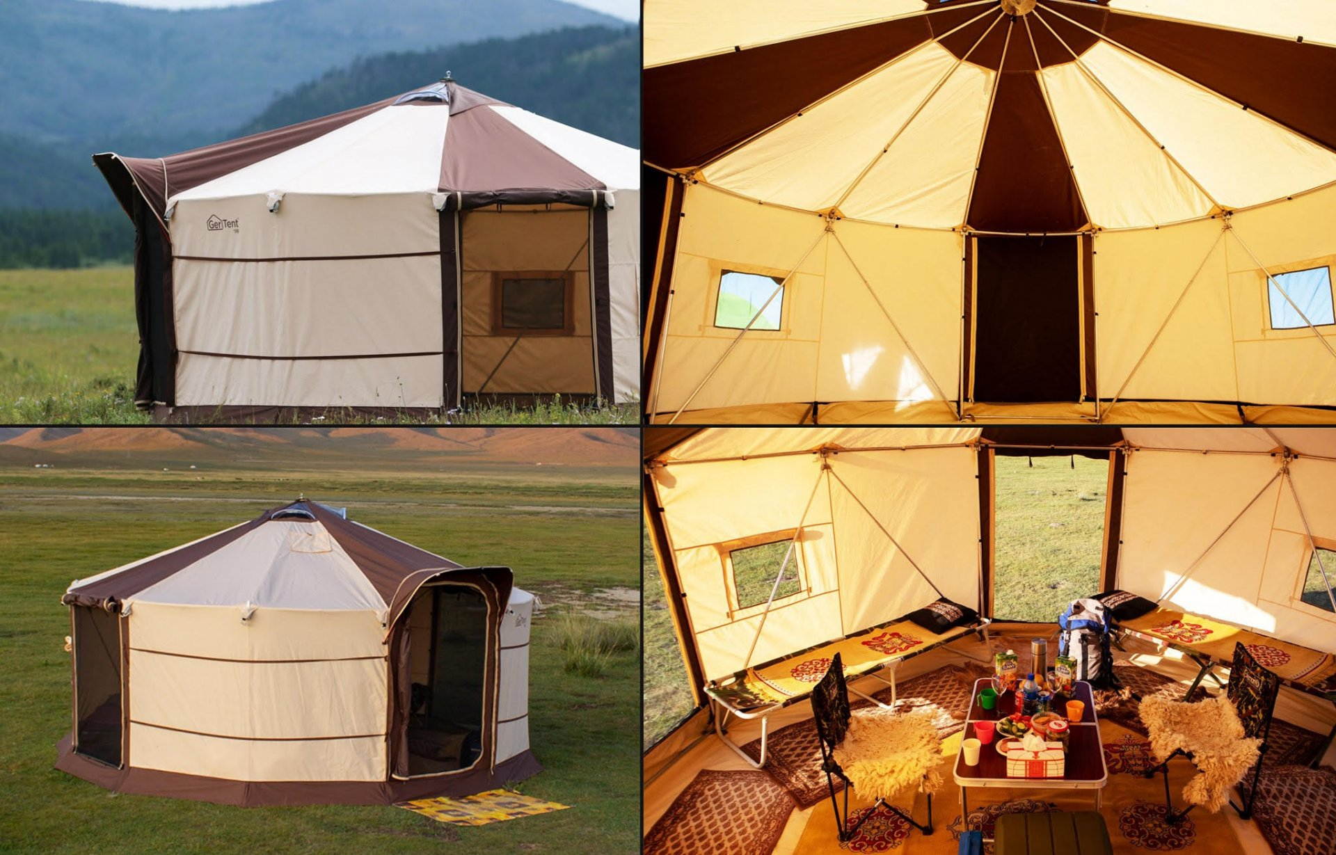 Top 10 Camping Tent Innovation