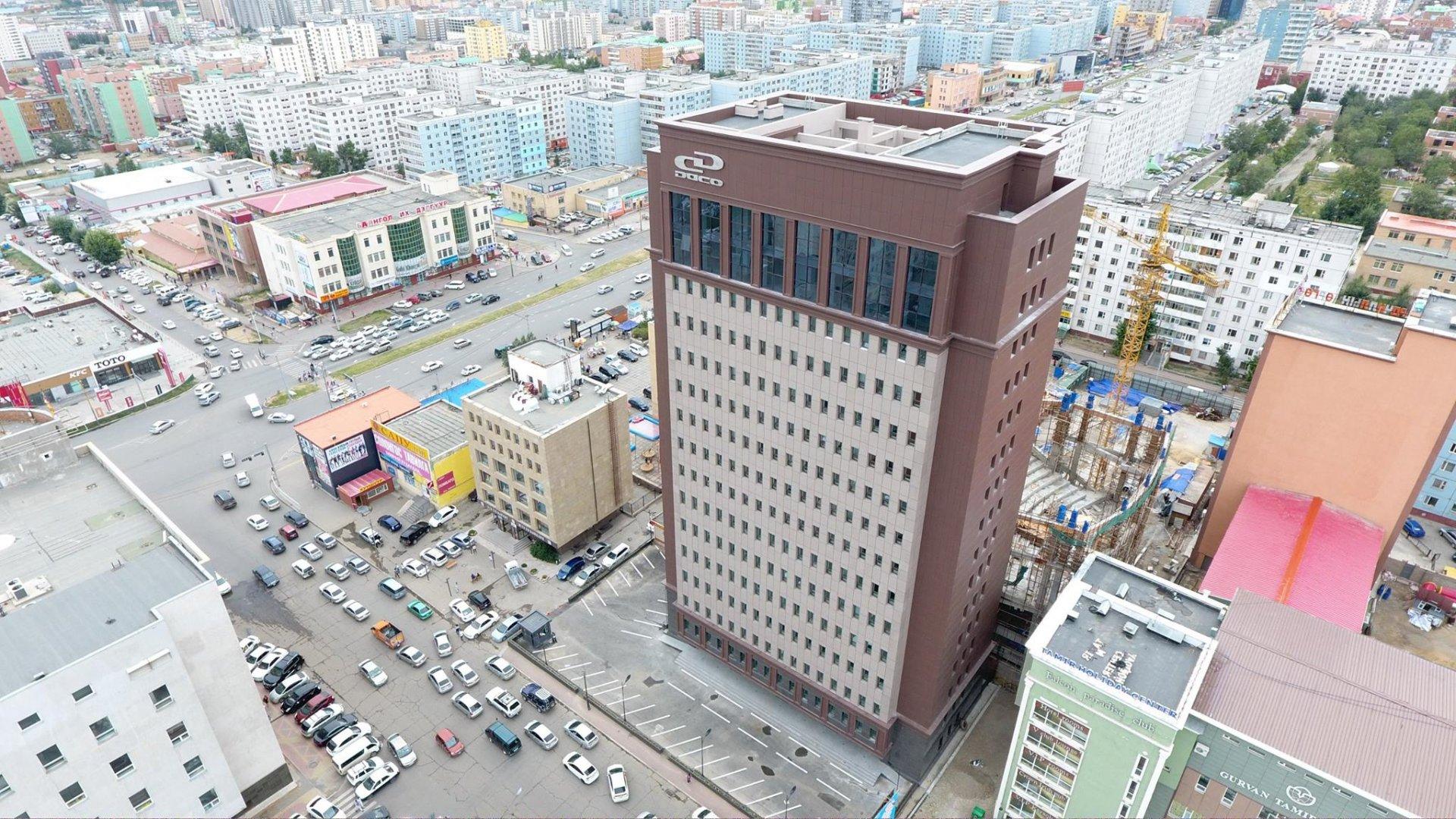 Дако Бизнес Центр