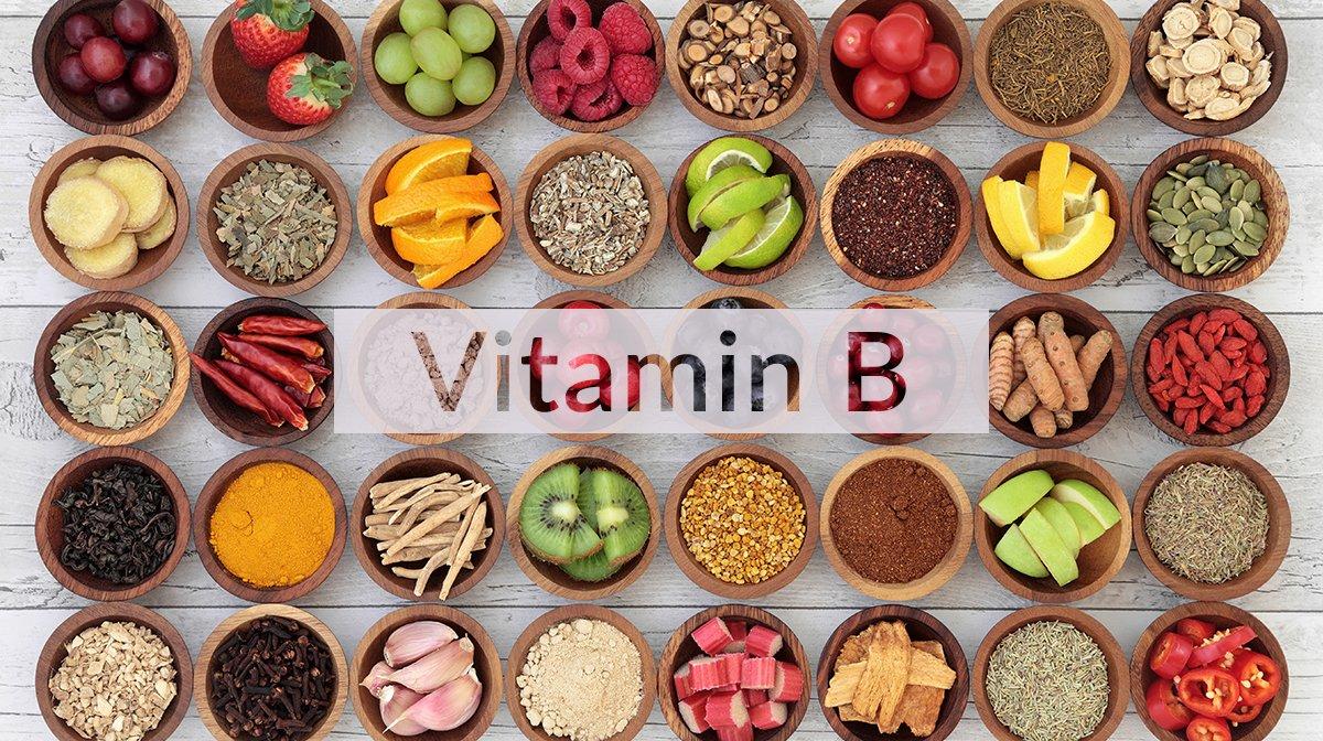 В витамины төрлүүд болон ач тус