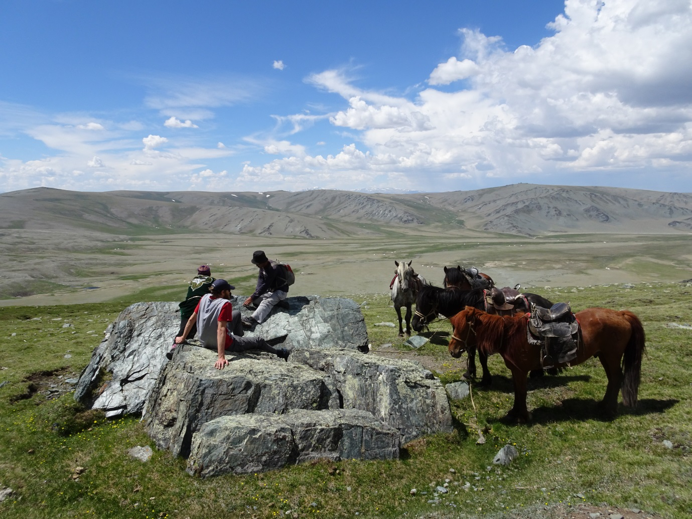 Our Altai Adventure by Catherine Neeley