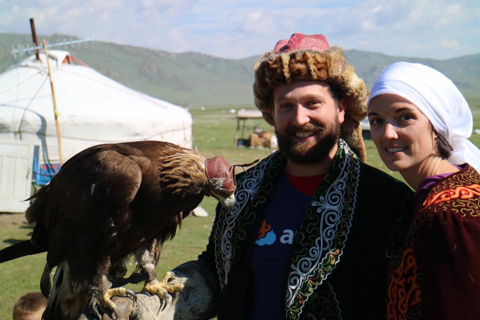 Trip to Mongolia: Altai Mountains and Nomadic Wedding (by Kelsey)