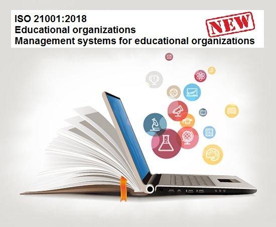 ISO 21001:2018  БОЛОВСРОЛЫН БАЙГУУЛЛАГЫН МЕНЕЖМЕНТИЙН ТОГТОЛЦОО-ШААРДЛАГА