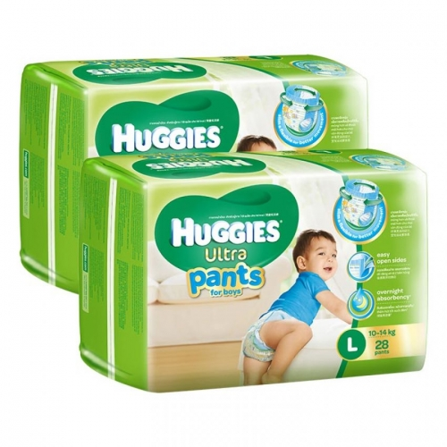 Huggies Ultra гурвалсан хамгаалалт