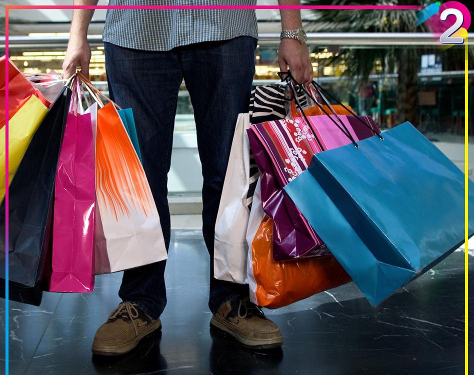 Эрчүүд эмэгтэйчүүдээс илүү их шоппинг хийдэг