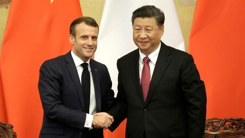 Франц болон БНХАУ 15 тэрбум ам.долларын гэрээ байгууллаа