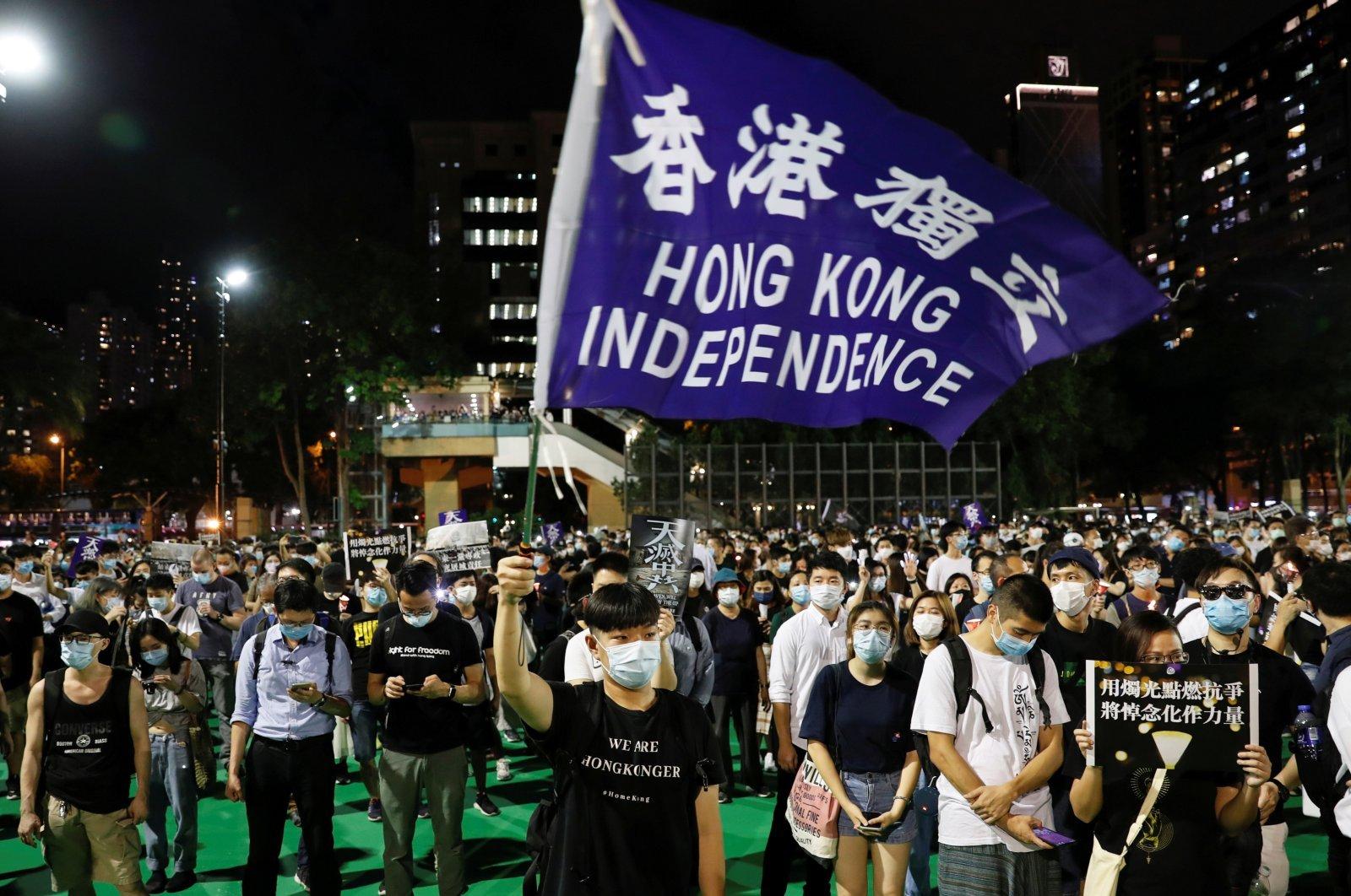 Хонконгийн үндэсний аюулгүй байдлыг хангах тухай хуулийн төсөл албан ёсоор хэрэгжиж эхэллээ