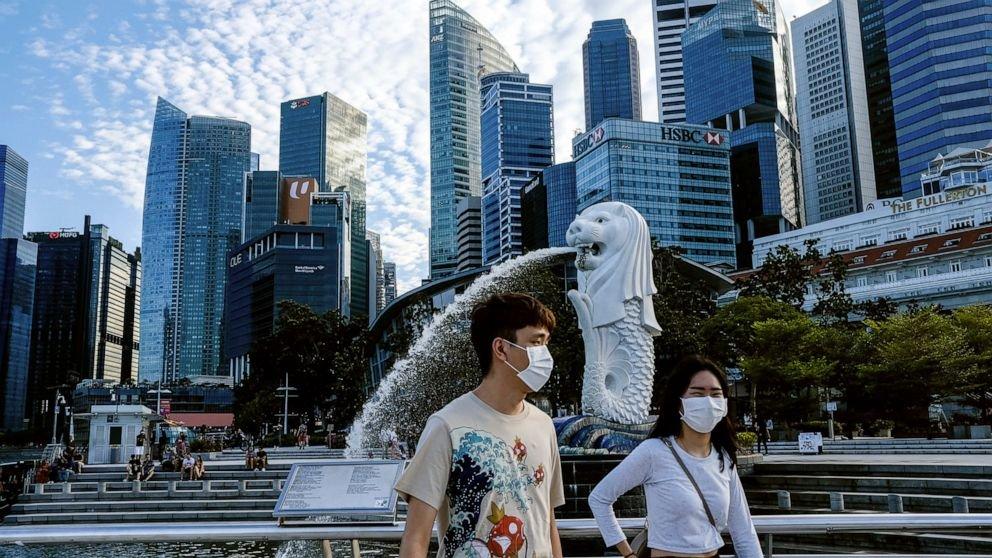 """""""Ковид-19""""-ийн цар тахлын үед аялах хамгийн аюулгүй улсаар Сингапур тодорчээ"""