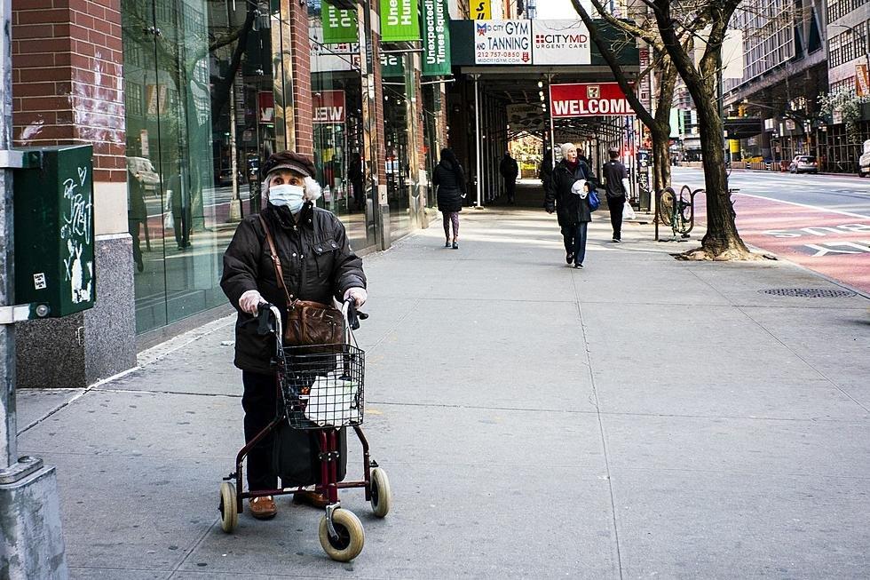 АНУ Шинэ Коронавирусийн халдвар авсан хүний тоогоороо Хятад улсыг давлаа
