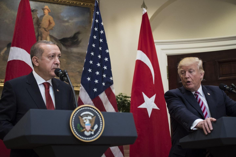 АНУ, Турк улсын эсрэг эдийн засгийн хориг арга хэмжээ авахаа мэдэгдлээ