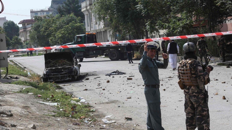 Афганистаны нийслэлКабулхотод дэлбэрэлт болжнайманхүн амь насаа алджээ