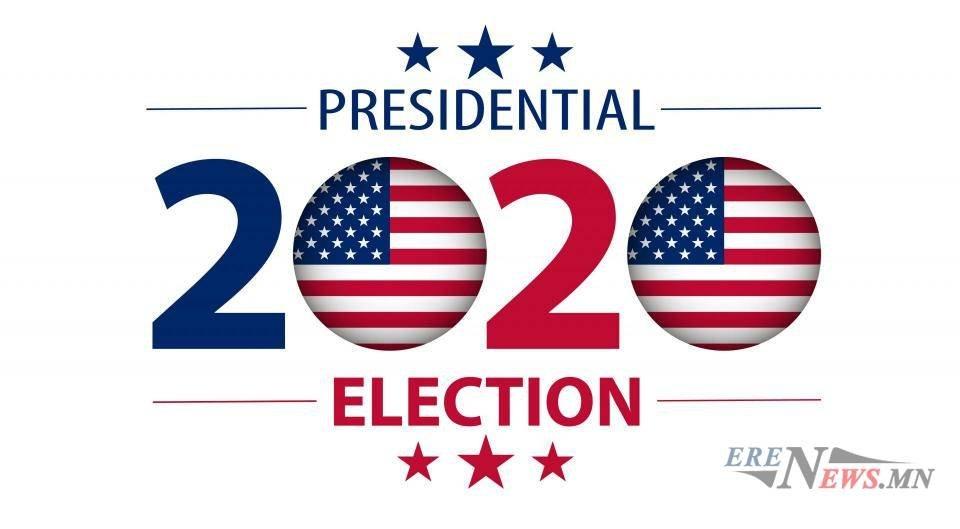 АНУ-ын ерөнхийлөгчийн сонгууль 11-р сарын 3-ны өдөр болно
