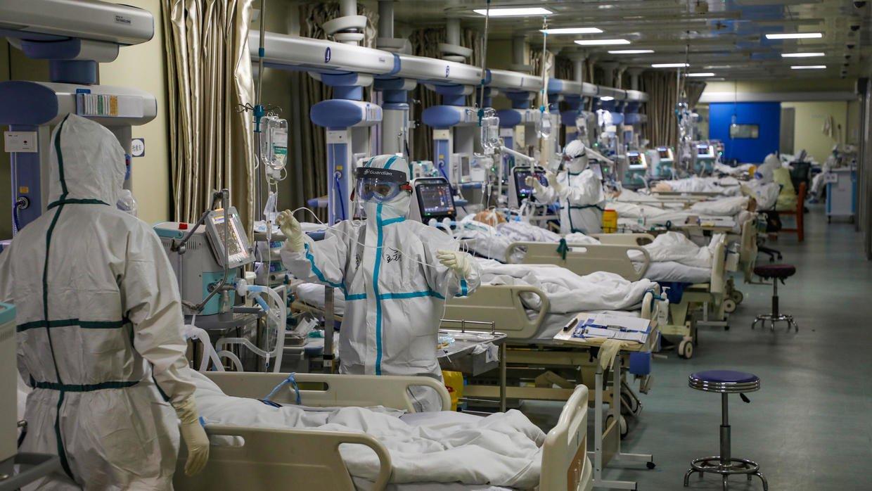БНХАУ-ын Хубэй муж бүртгэлийн аргаа өөрчилсөнтэй холбоотойгоор шинэ коронавирусээр өвчилсөн хүний тоо 60 мянга давлаа