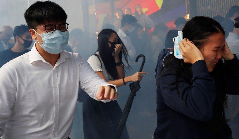 Хонконг дахь ардчиллын төлөөх үймээн самуун улам даамжирлаа