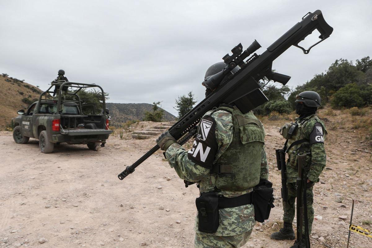 АНУ Мексикийн хар тамхины бүлэглэлүүдийг террорист байгууллага ангилалд оруулахаар төлөвлөж байна