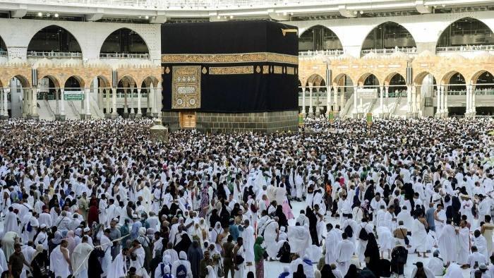 Саудын Арабын засгийн газраас Исламын шашинтнуудын хаж мөргөлд хориг тавилаа