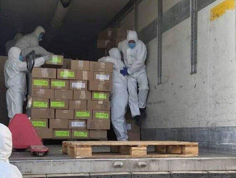 Манай улс шинээр халдвар бүртгэгдсэн Бээжин хотын хүнсний захаас хүнсний импорт хийхийг түр хязгаарласан