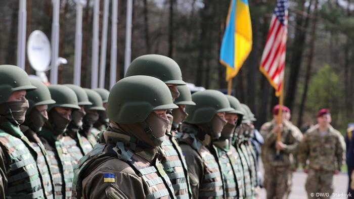АНУ-ын Европ дахь цэргүүд бэлэн байдалд шилжлээ