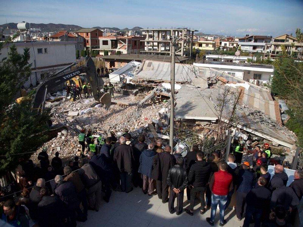 Албани улсад газар хөдлөлтийн улмаас амь үрэгдсэн хохирогчдын тоо 31 болж нэмэгджээ