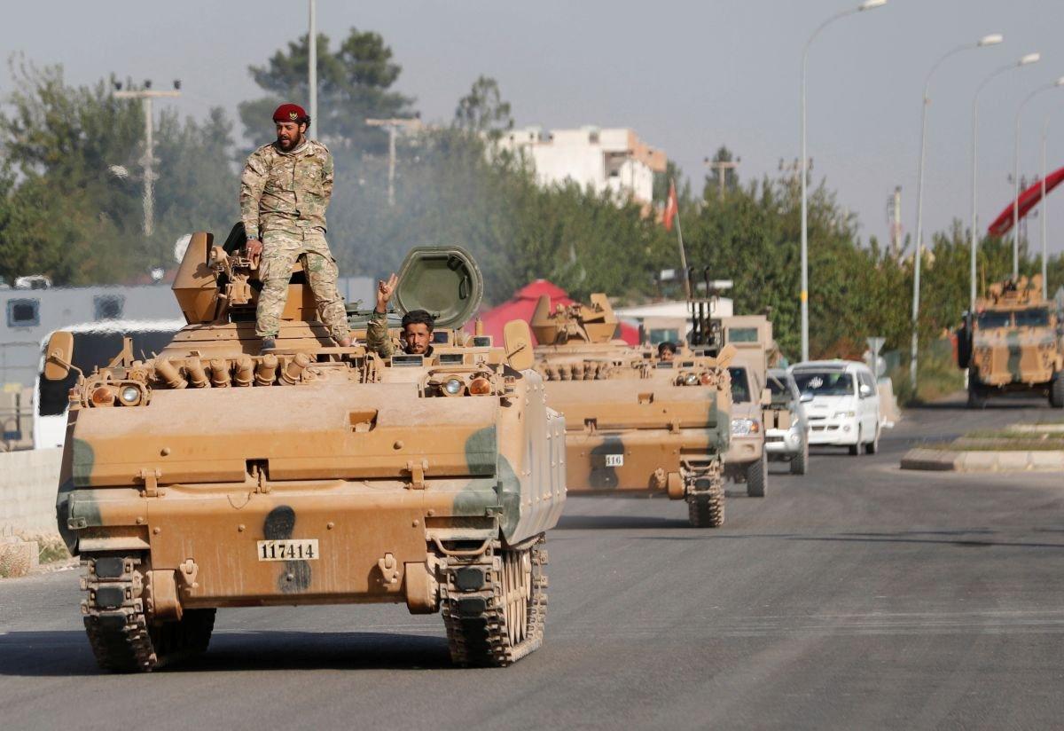 Турк улсын түрэмгийллийг зогсооход Сири улсын засгийн газар тусламж үзүүлэхээ мэдэгдлээ