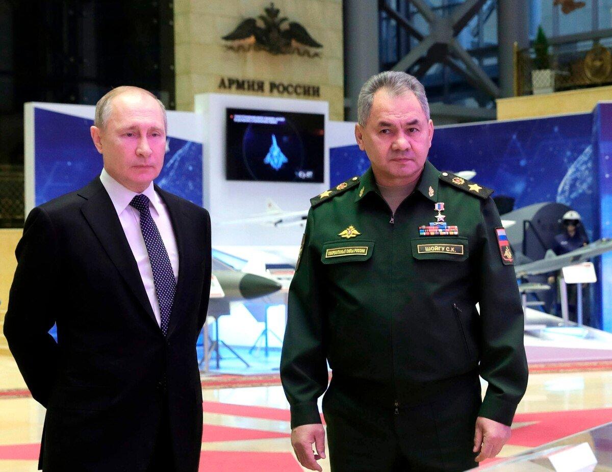 ОХУ зэр зэвсгийн салбарт дэлхийд тэргүүлэгч болсныг В.Путин мэдэгдлээ