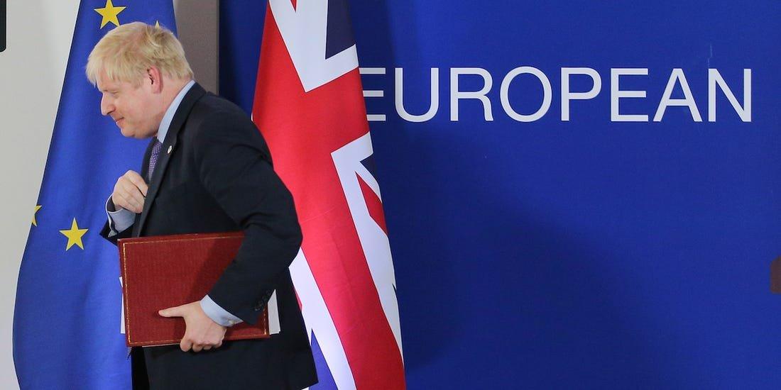 Их Британи Европын холбооны дүрэм журмыг дагаж мөрдөхгүй гэдгээ мэдэгдлээ