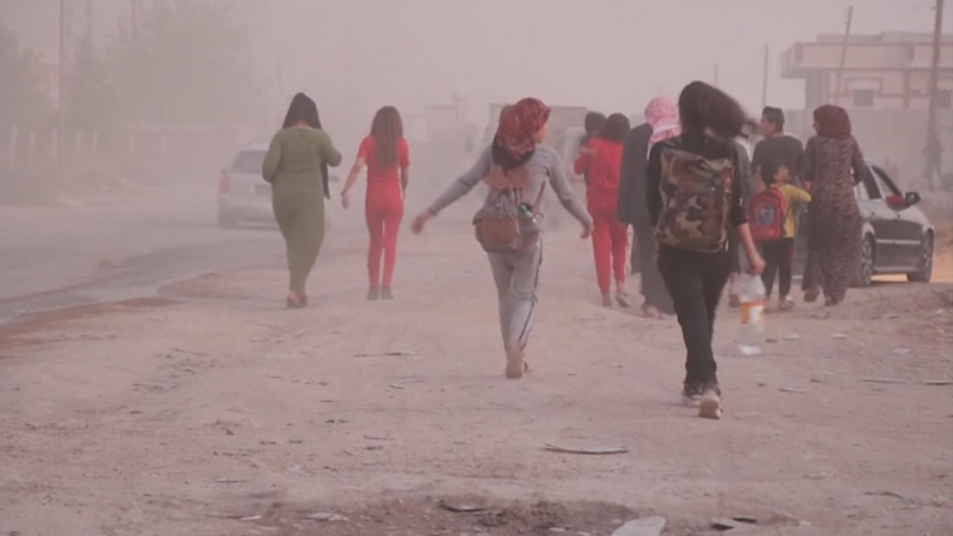 ТУРК УЛС СИРИЙН ЗҮҮН ХОЙД ХЭСЭГ ДЭХ ЦЭРГИЙН АЖИЛЛАГААГАА ЭХЛҮҮЛЛЭЭ