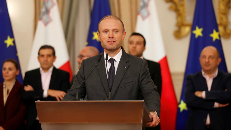 Мальта улсын ерөнхий сайд огцрох шийдвэр гаргаснаа мэдэгдлээ