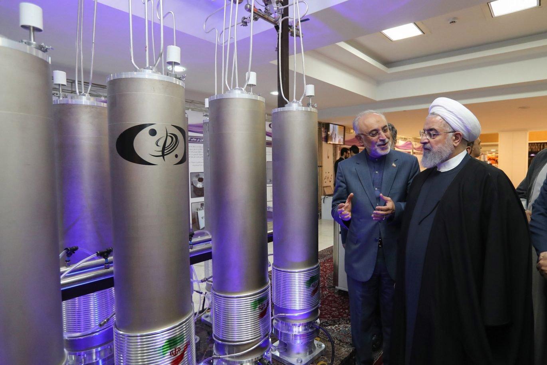 Иран улс уран баяжуулалтын үйлдвэрээ эргэн ашиглалтад оруулахаа мэдэгдлээ