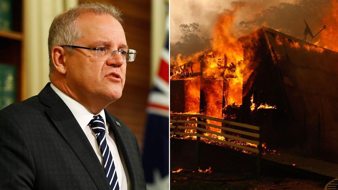 Австралид ой хээрийн түймрийн улмаас амь үрэгдсэн хүмүүсийн тоо 9 болж нэмэгдлээ
