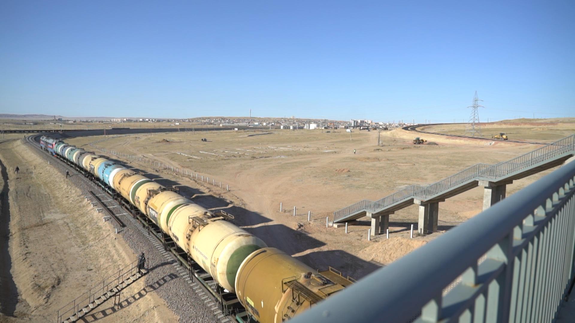 Газрын тос боловсруулах үйлдвэрийн дэд бүтцийн бүтээн байгуулалт дууслаа