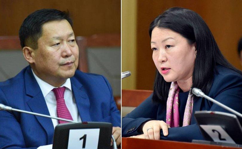 Монголбанкны Ерөнхийлөгч Н.Баяртсайхан, СЗХ-ны дарга С.Даваасүрэн нарыг албан тушаалаас нь чөлөөллөө