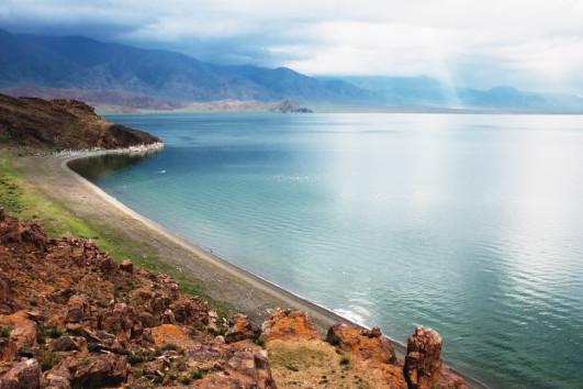 Tolbo Lake