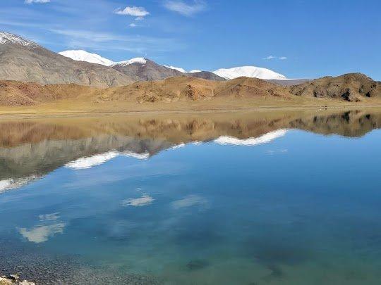 Tolbo Lake and Golden eagle festival