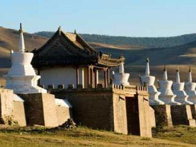 Karakorum, Erdene-Zuu Monastery