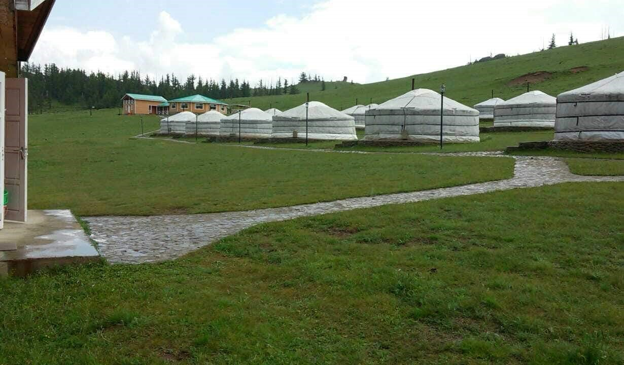 What do you know about mongolian ger tourist camp?