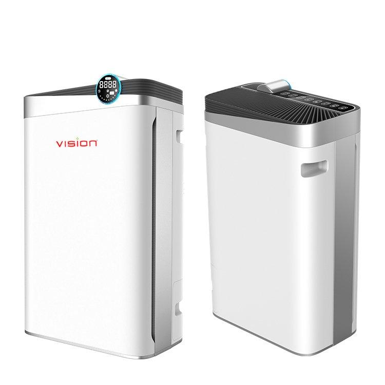 Манай ионжуулагчтай агаар цэвэршүүлэгч нь хамгийн орчин үеийн агаар цэвэршүүлэгч төхөөрөмжүүдээр тоноглогдож, олон улсын технологийн дэвшлийг шингээн хөгжүүлсэн бүтээгдэхүүн юм.