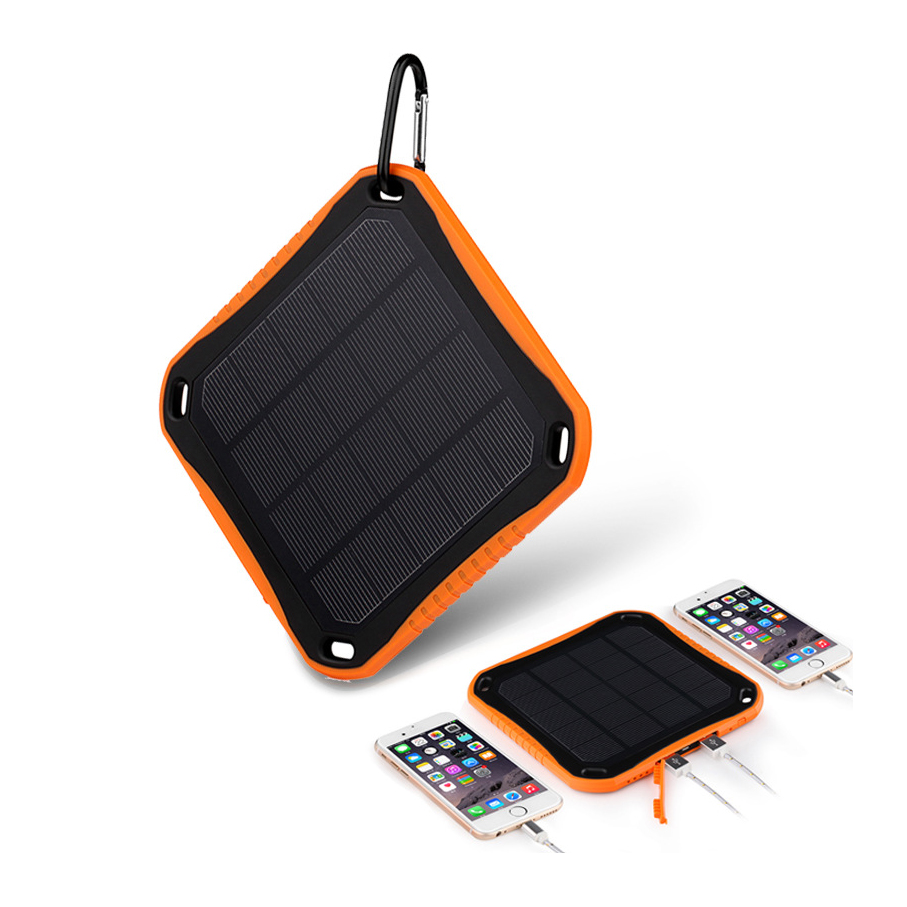 5 төрлийн хамгаалалттай нарны зайн цэнэглэгчийн туршилт