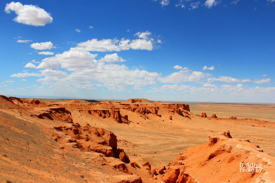 9 WONDERS OF MONGOLIA
