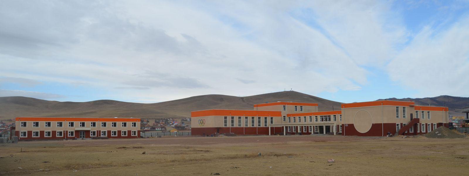 Архангай аймгийн Спортын гүнзгийрүүлсэн сургалттай сургууль