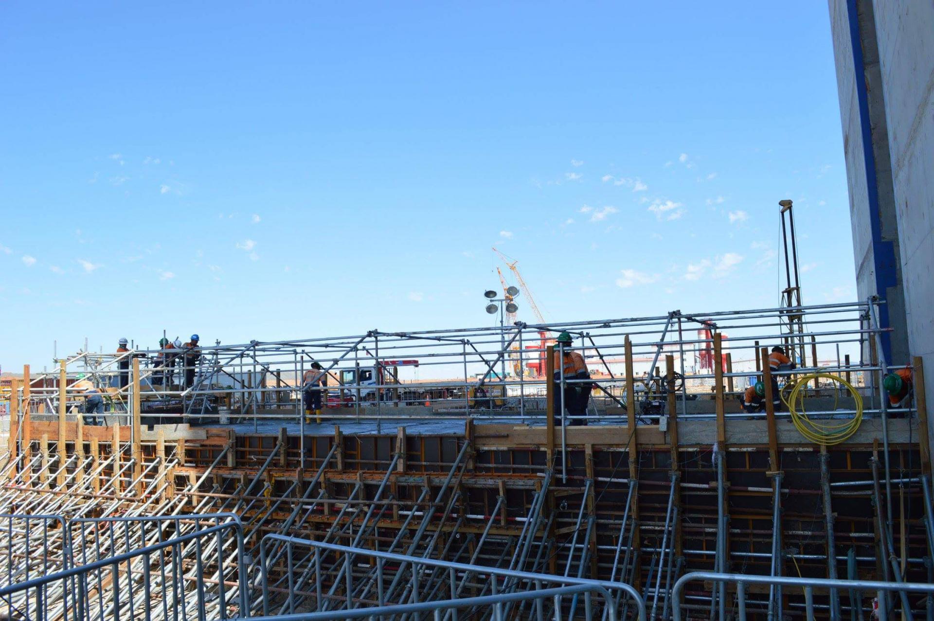 Босоо ам #2-ын хөрсний ус зайлуулах байгууламжийн иж бүрэн барилга угсралтын ажил