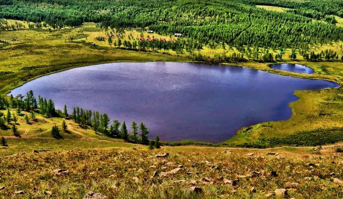 BLUE LAKE KHAR ZURKH