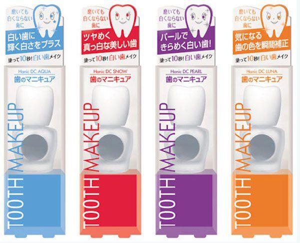 Tooth Makeup Saubhaya