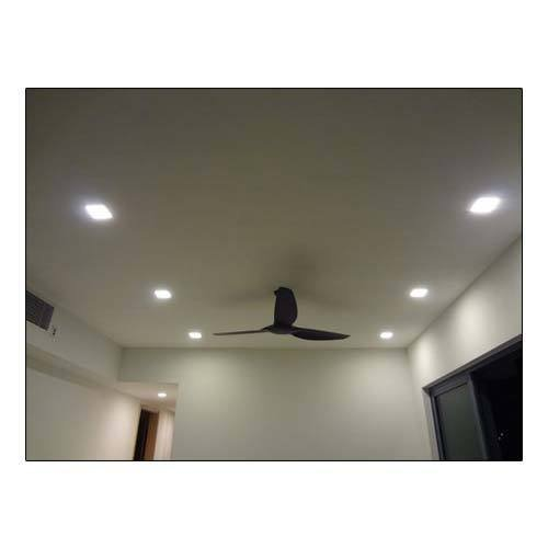 Барилгын дотор болон гадна гэрэлтүүлэг угсралт