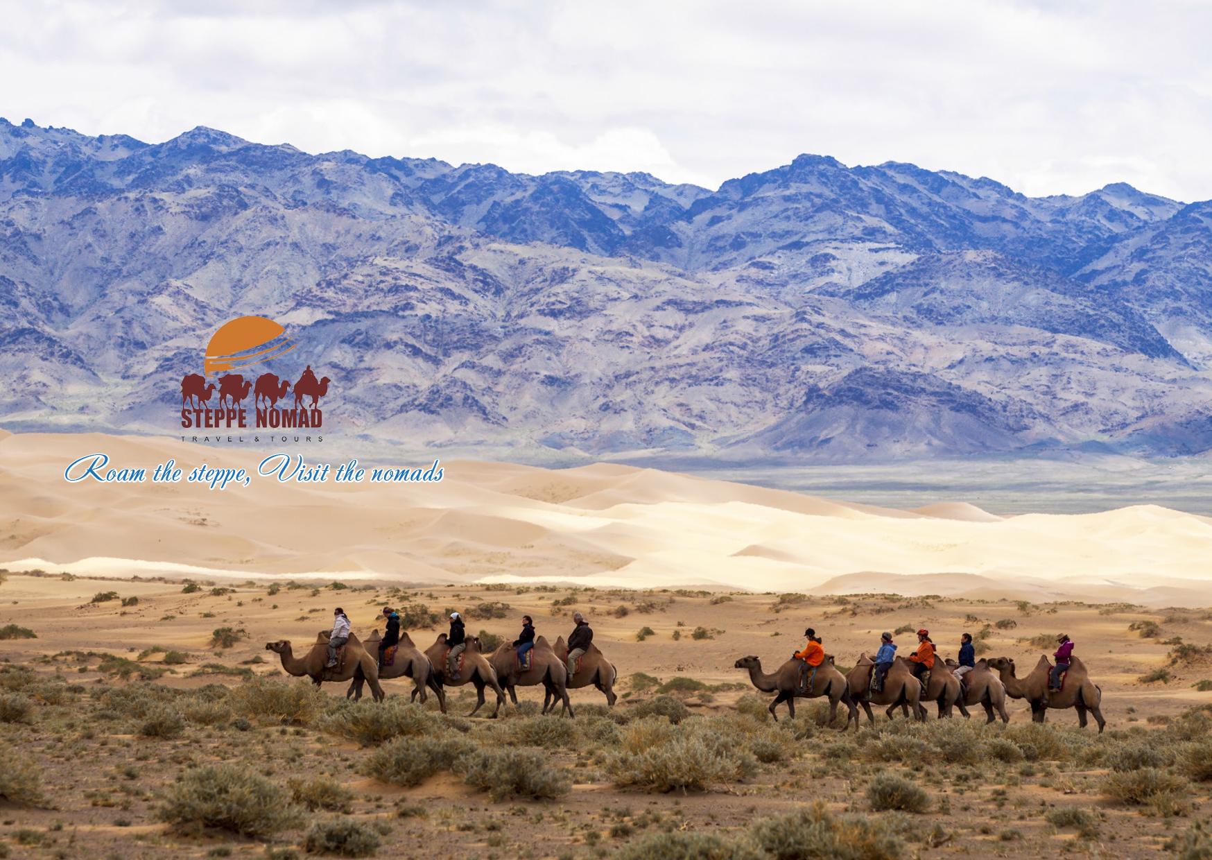Steppe Nomad Mongolia