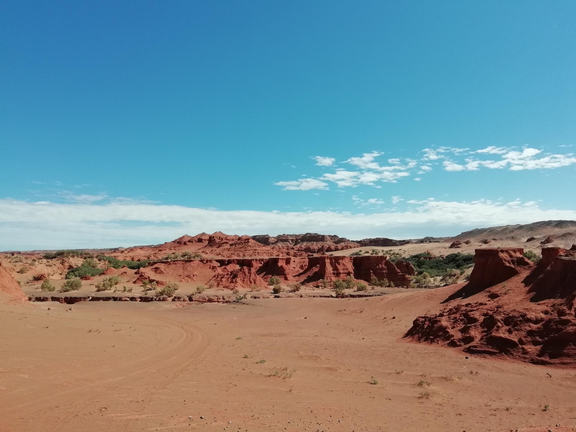 Southern Gobi Desert
