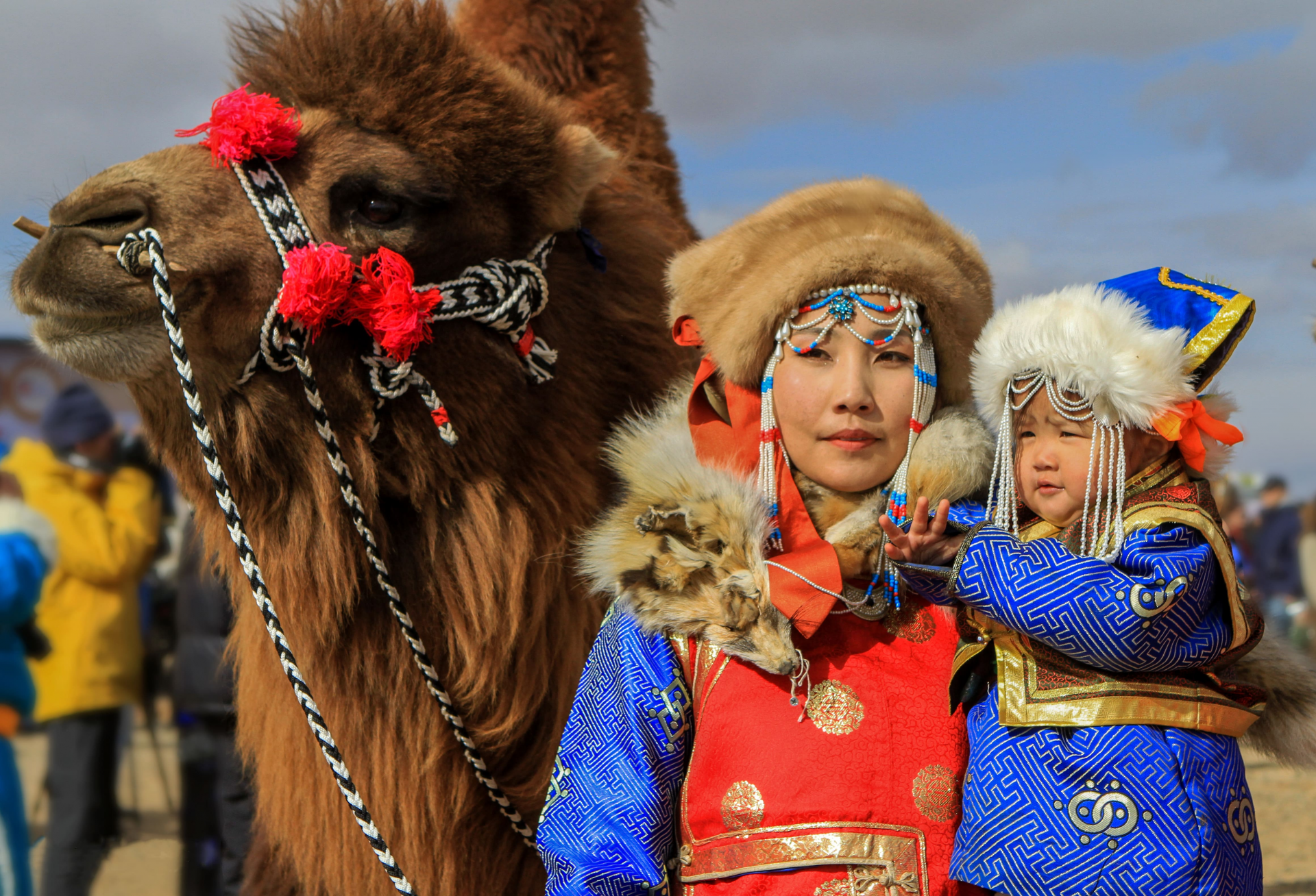 Thousand camel festival