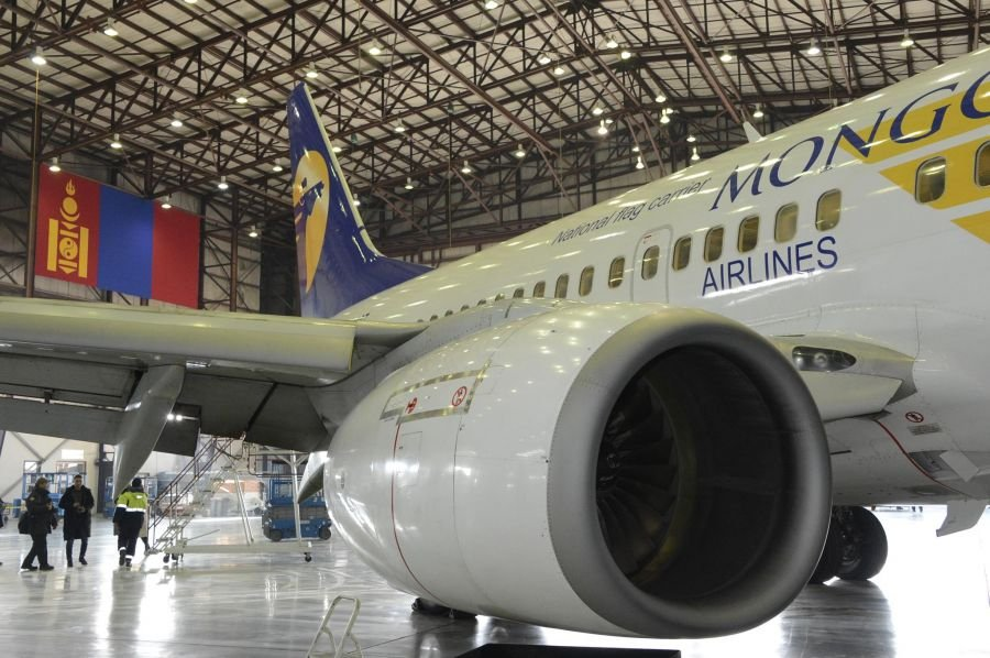 MIAT Mongolian airline signs sharecode agreement with JAL