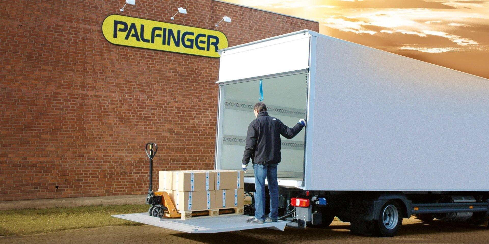 About Palfinger