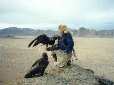 The eagle hunter 90's photo