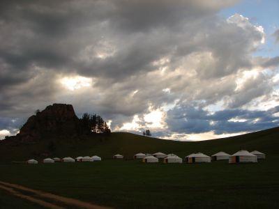 The Princess lodge - ger camp